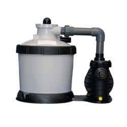 P-GFI 400 фильтрационная группа, 4 м3 / ч, серый