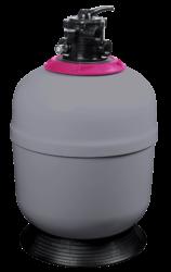 Фильтр TOP 500, с многопозиционным клапаном 10 м³/ч