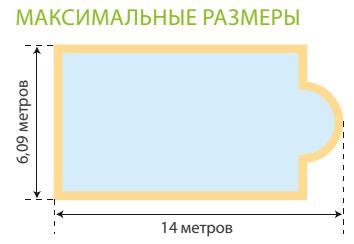 Надводное накрытие AQUADECK® EC - изображение 2