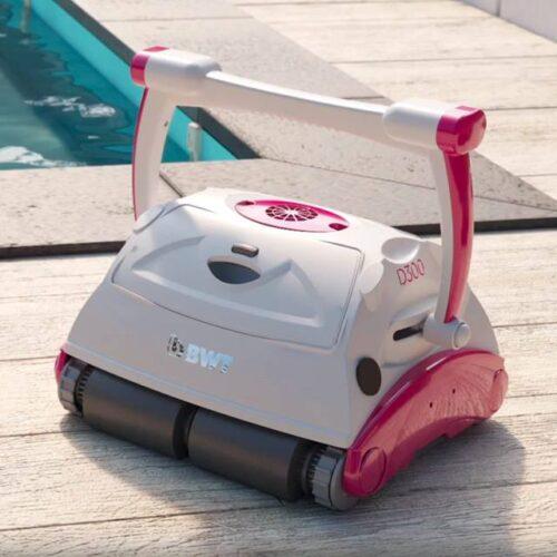 Робот — пылесос D300 - изображение 4