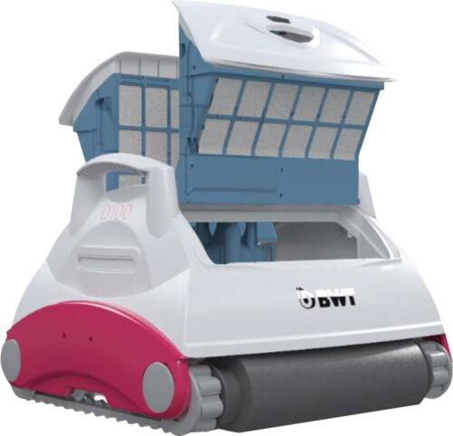 Робот — пылесос D100 - изображение 3