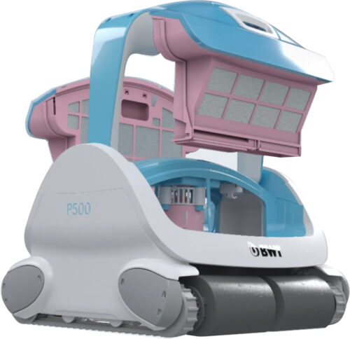 Робот — пылесос P500 - изображение 4
