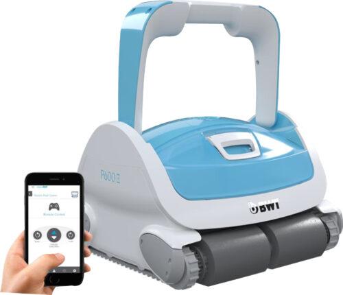 Робот — пылесос P600
