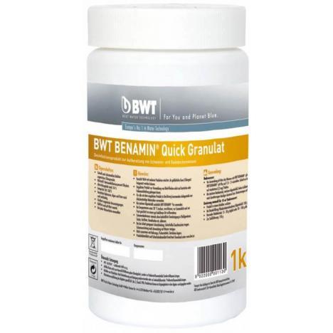 Шок-хлор в гранулах BWT Benamin Quick 1 кг