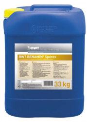Жидкий хлор BWT Benamin Sporex 33 кг