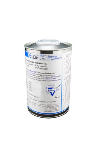 Жидкий ПВХ для швов,CLASSIC/ SUPRA adriatic blue синий / цвет 604