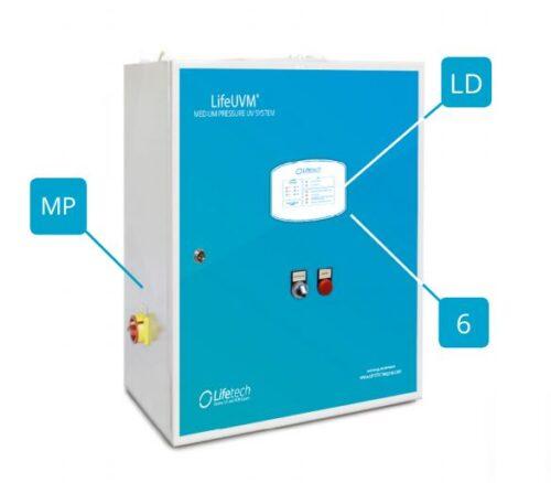 УФ установка ECO-DIRECT 12 кВт, 616 м3/ч - изображение 2
