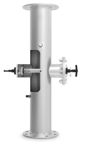 УФ установка ECO-DIRECT 2 кВт, 84 м3/ч