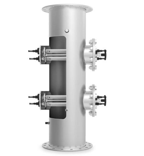 УФ установка ECO-DIRECT 12 кВт, 616 м3/ч