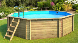 Деревянный бассейн BWT Tropic 414