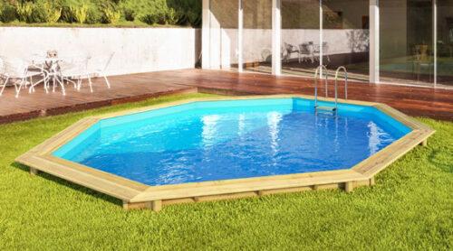 Деревянный бассейн BWT Weva 530