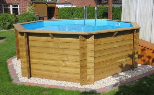 Деревянный бассейн BWT Weva 530 - изображение 3
