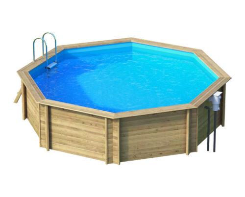 Деревянный бассейн BWT Weva 530 - изображение 2