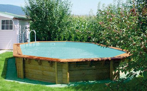 Деревянный бассейн BWT Weva +640 - изображение 3