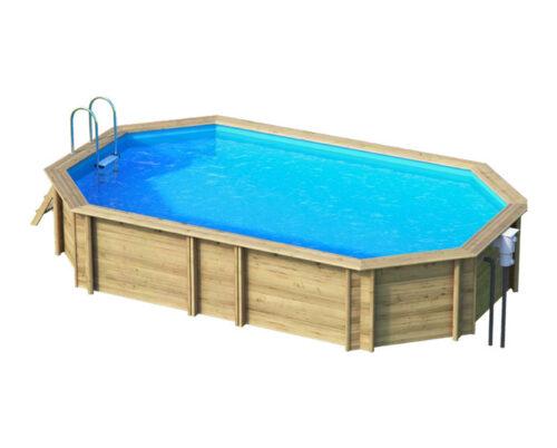 Деревянный бассейн BWT Weva +640 - изображение 2