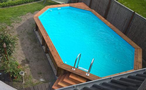 Деревянный бассейн BWT Weva +840 - изображение 3