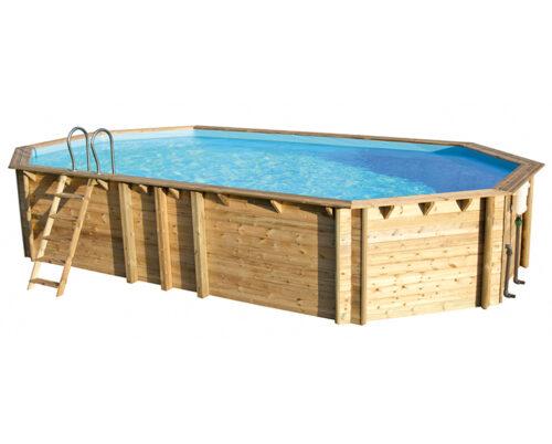 Деревянный бассейн BWT Weva +840 - изображение 2