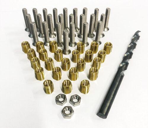 Ремонтный комплект саморезных соединений ABS - изображение 2