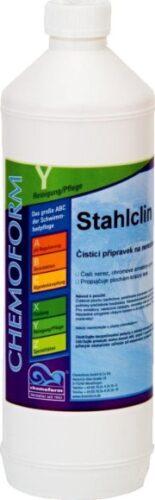 Stahlclin (жидкий)  1 л, 3 л. Кислотный очиститель для изделий из нержавеющей стали