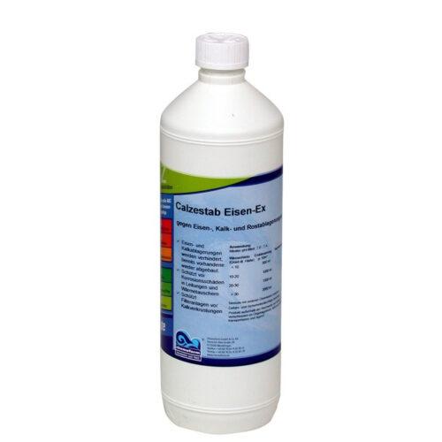 Calzestab-Eisenex жидкость 1 л, 5 л, 10 л. Для удаления солей металлов и регулирования жесткости воды.