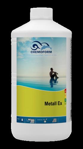 Metall-Ex 1л .Жидкость для удаления всех солей металлов из воды