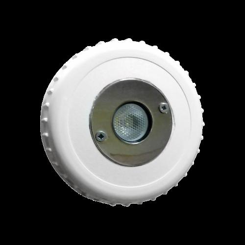 Подводная белая LED-подсветка PL-10, которая монтируется в возвратную форсунку