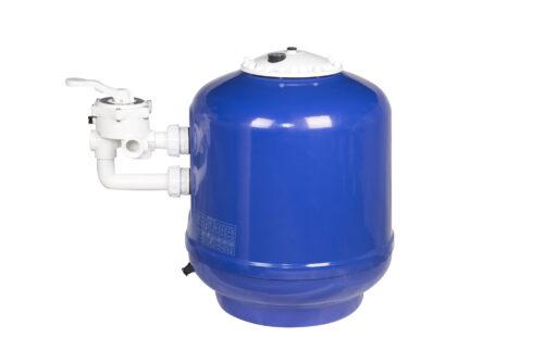 Песочный фильтр в комплекте с боковым клапаном 2″ Ø 1200 — 48″ - изображение 3