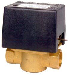 Электрический вентиль двухпозиционный 1″ нар.