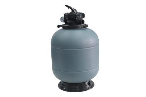 Фильтр D.400 1,5″ верхний 6-ти ходовой клапан+подставка для фильтра