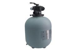 Фильтр D.600 1,5″ верхний 6-ти ходовой клапан без подставки для фильтра