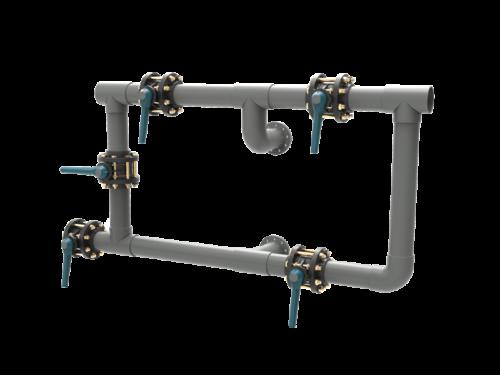 Фильтровальные емкости OCEAN INDUSTRIAL для коммерческих бассейнов - изображение 4