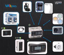 Интеллектуальная система удаленного управления бассейном VArio