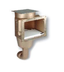 Скиммер AllFit 240 мм, бронза, с одним выходом