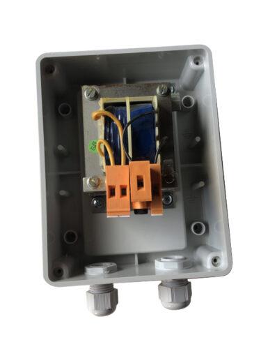 Трансформатор 230В/12В для LED - изображение 3