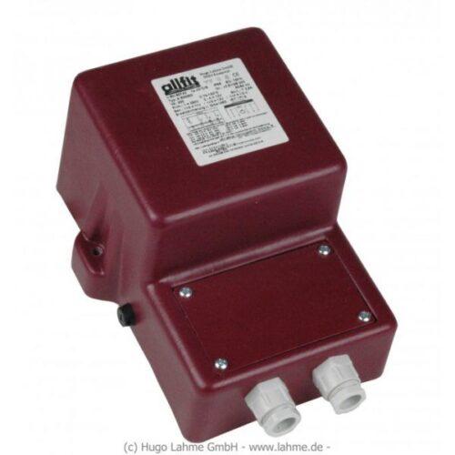 Трансформатор для светодиодных прожекторов 230V AC/30 V DC, 200Watt