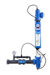 Комплект лампы UV-C 75 Вт для соленой воды с озонатором
