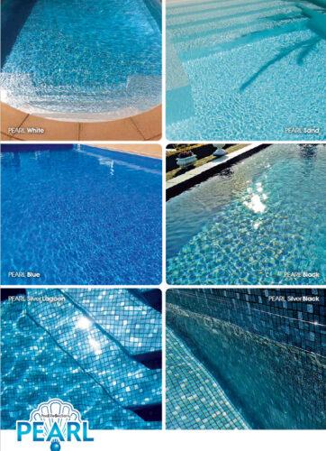 Пленка ПВХ для отделки бассейна серия PEARL - изображение 2