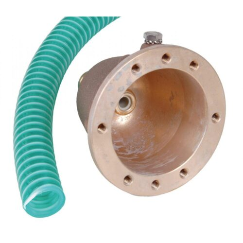 Комплект закладных донного гейзера Fitstar с вертикальным выходом ( закладной элемент гейзера, резьба 2″ + закладной элемент пневмокнопки со шлангом) - изображение 4