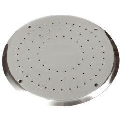 Окончательный комплект донного гейзера Fitstar ( лицевые панели плато и пневмокнопки исполнение нерж.сталь + компрессор 1,3 кВт + обратный клапан + пускатель компрессора)