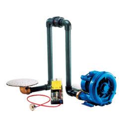 Донный гейзер Fitstar с боковым или вертикальным выходом