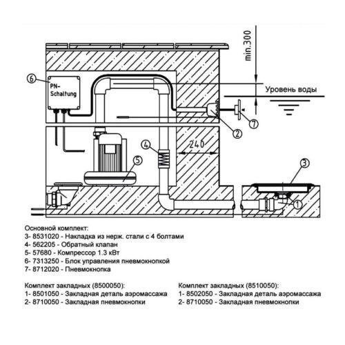 Донный гейзер Fitstar с боковым или вертикальным выходом - изображение 2
