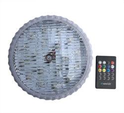 Лампа светодиодная  PAR56 , 25 Вт, 1250 люмен, RGB + пульт управления