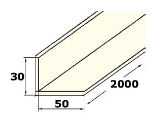 Монтажный уголок, 2м - изображение 2