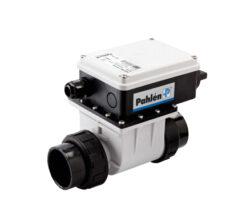 Электроводонагреватель SPA Pahlen 1.5 / 2.0 / 3.0 кВт пластиковый с реле протока и термостатом