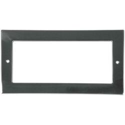 Лицевая панель для скиммеров AllFit с шириной забора 350 мм, нерж.сталь