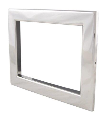 Лицевая панель для скиммера VA 215 х 160, нерж.сталь
