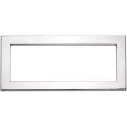 Лицевая панель для скиммера VA 406 х 160, нерж.сталь