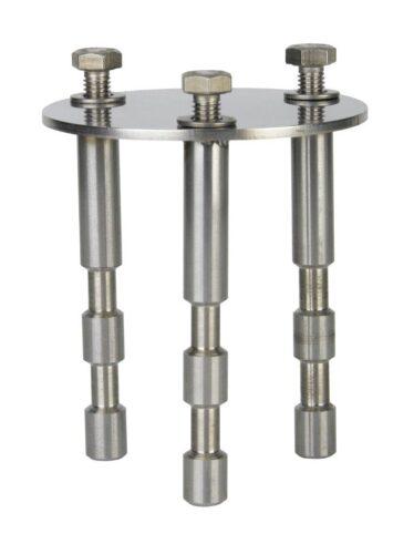 Закладной элемент крепления фланца нерж. сталь — 1шт