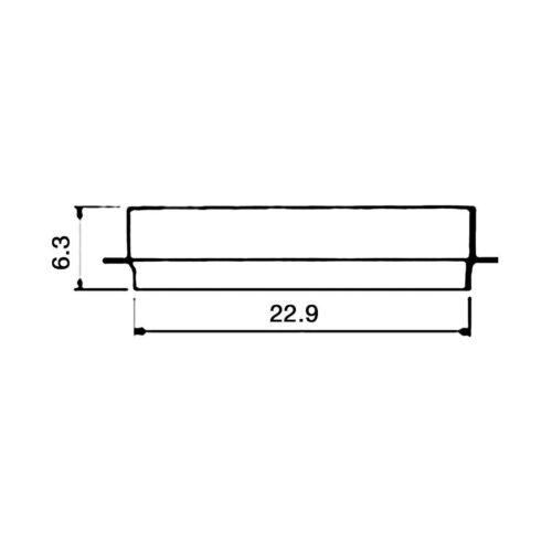 Вертикальный удлиннитель скиммера VA - изображение 2