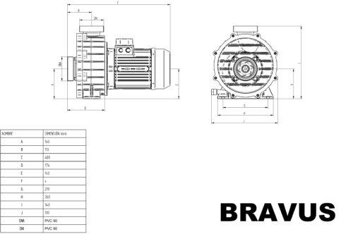 Серия BRAVUS Saci - изображение 4
